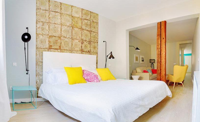 Habitacion en Estudio Loft 4.2 UrbanVida La Latina4