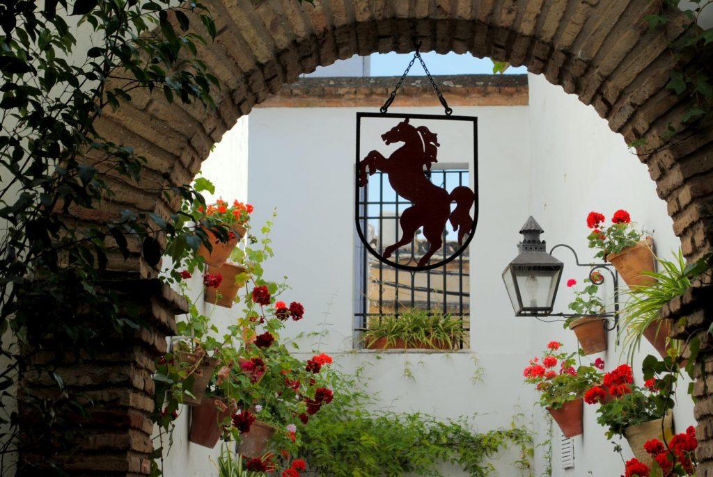 restaurante caballo rojo cordoba
