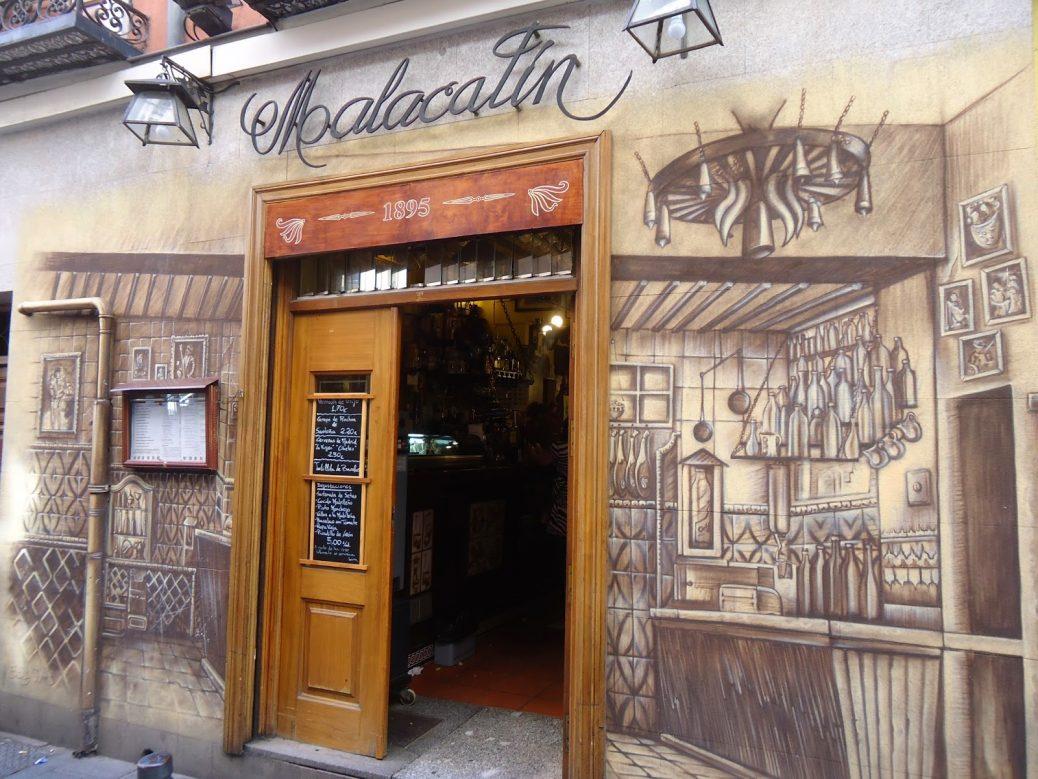 malacatin restaurante ne Cordoba